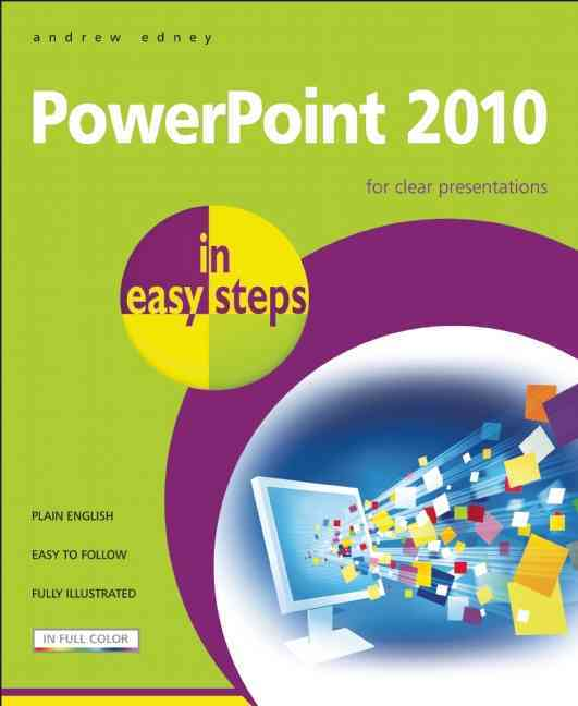 PowerPoint 2010 in Easy Steps By Edney, Andrew